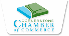 Cornerstone Chamber of Commerce Badge